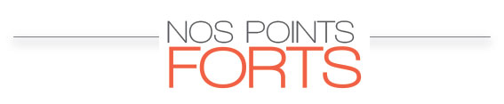 Nos points forts relation presse
